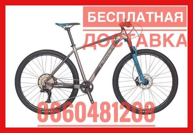 Горный велосипед Crosser SOLO Ltwoo+Shimano 29
