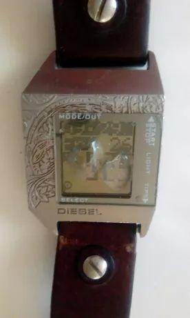 Zegarek Męski Diesel Uszkodzony wyświetlacz