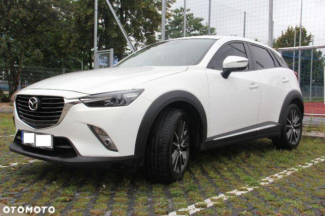 Mazda CX-3 MAZDA CX3 , prywatnie , 4x4 , benzyna