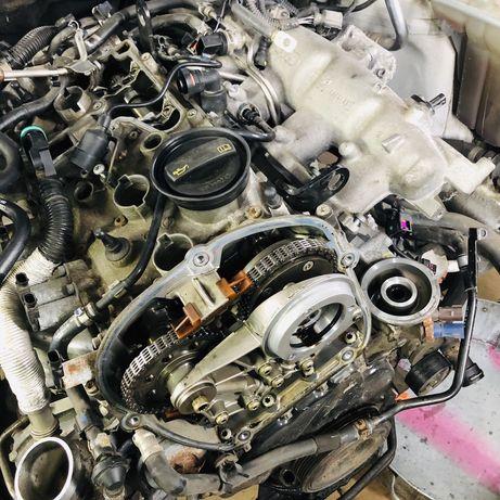 Ремонт двигателя автомобиля, сто, гарантия