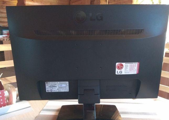 LG flatron DVI + VGA