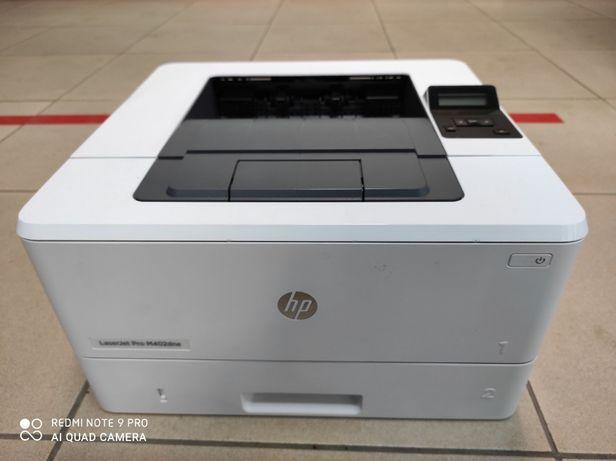 Лазерный принтер HP M402dne сетевой, двухсторонний!