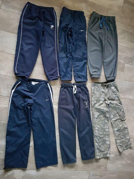 Spodnie komplet 6 szt. rozm. 134-140