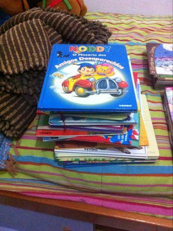 colecções de livros para criança