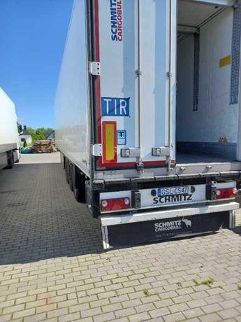 Naczepa chłodnia 2014r Schmitz Cargobull Doppelstock