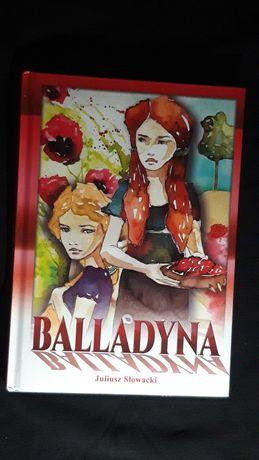 Balladyna, lektura szkolna.