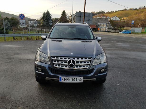 Mercedes ml 350 4matic Fullopcja 2010 Lift