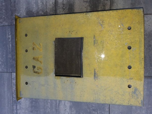Skrzynka szafka gazowa
