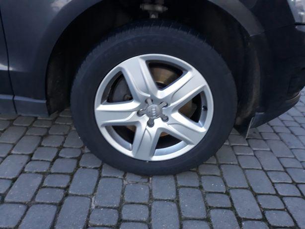 Sprzedam lub zamienię alufelgi Audi 5x112