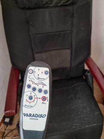 Cadeira massagem paradiso