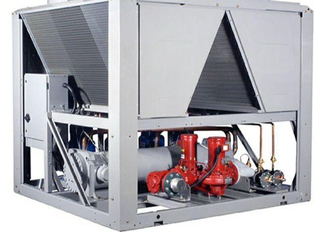 Комплекс услуг по вентиляции и кондиционированию.