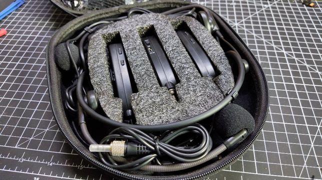Комплект беспроводных микрофонов Kimafun KM-G120-5 из 4 штук