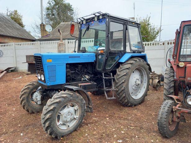 Трактор Мтз 82 1989 року