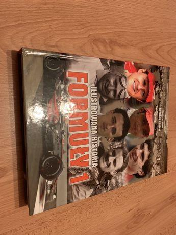 Książka HISTORIA Formuły 1