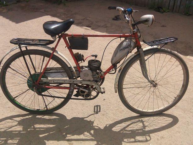 Дырчик мопед велосипед