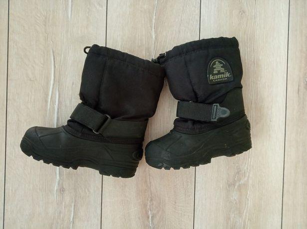 Термо чобітки Каmik