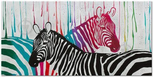Продам срочно!! Картина зебры MD156 96x70 см YS-Art MD156