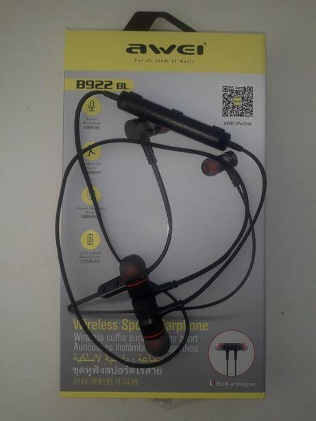 Беспроводные наушники Awei B922BL