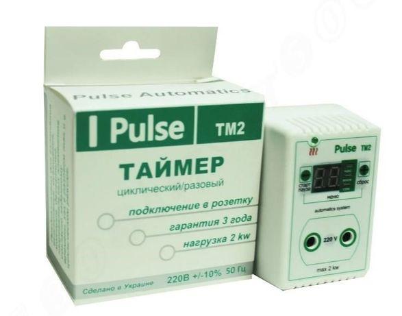 розеточный, цифровой таймер TM2-10