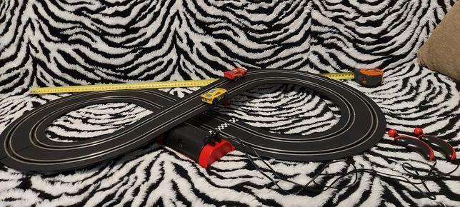 Carrera disney, tor wyścigowy i auta