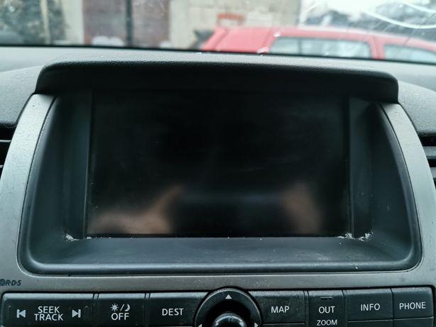 Ekran monitor NISSAN Pathfinder R51