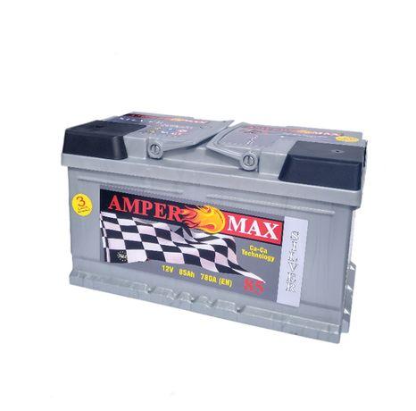 12V 85 Ah / 780 A Amper Max Silver ( 3 lata gwarancji)