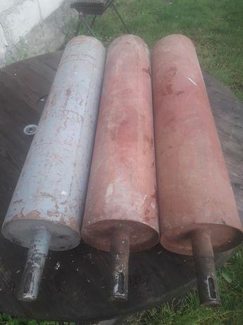 Rozsiewacz wapna rcw3 hydrauliczny napęd bęben napędowy