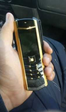 Vertu телефон !!!