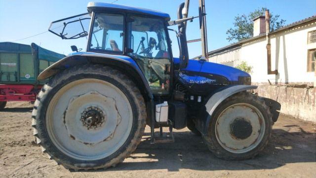 Ciągnik rolniczy New Holland TM 190