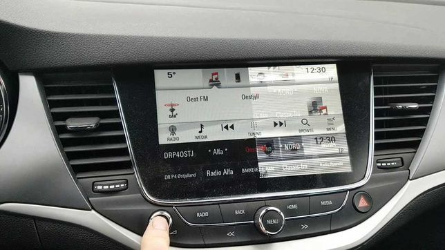 Monitor Opel Astra Navi 900 Intellilink Touch Display