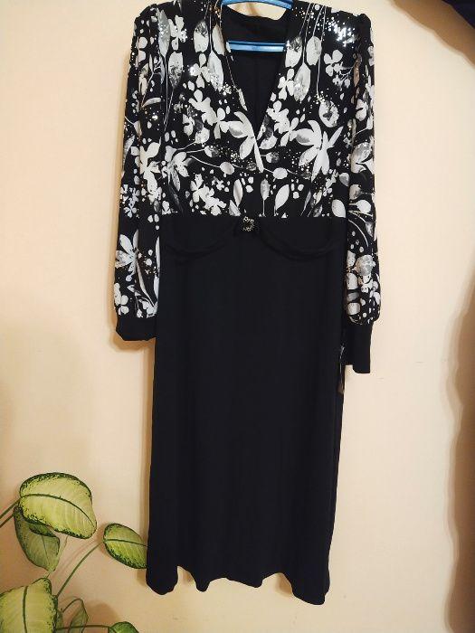Платье черн miss jannel Київ - зображення 1