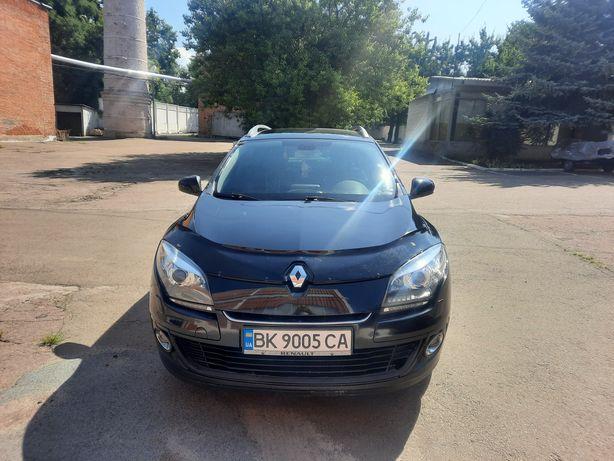 Renault Megan 2013
