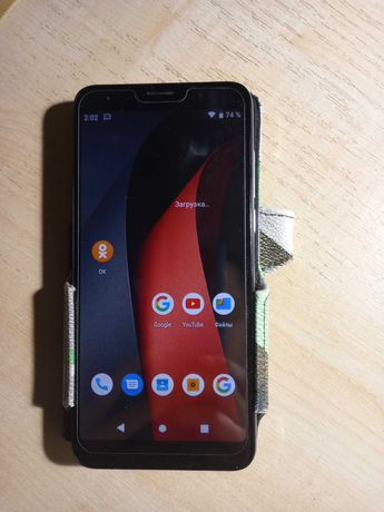 Телефон BQAura Android
