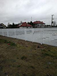 Ogrodzenie panelowe panele ogrodzeniowe PRODUCENT