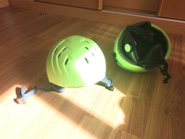 Capacete snowboard/bike/ski