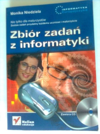 Zbiór zadań z informatyki nie tylko dla matur- M. Niedziela