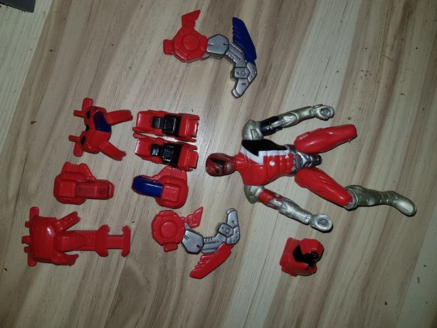 Zabawki Power Rangers