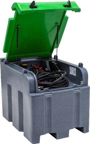 Zbiornik mobilny na paliwo 400 litrów PROMOCJA Fortis Gwarancja 10 lat
