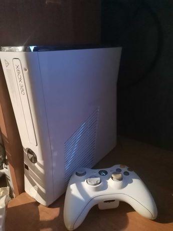 Xbox 360 z grami i kinect/zamiana