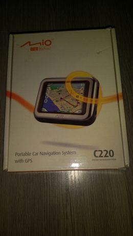 Gps Mio C220