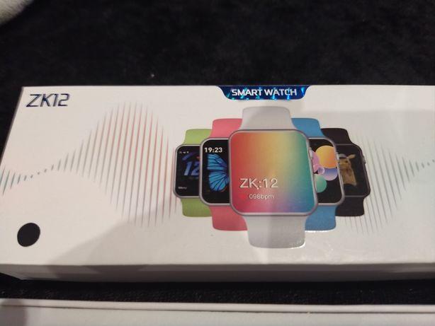 Smartwatch ZK12 novo