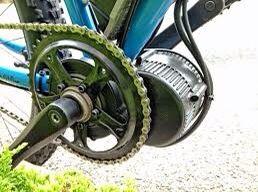 Nowy Silnik centralny Bafang bbs02 750w 250w 500 48v rower elektryczny