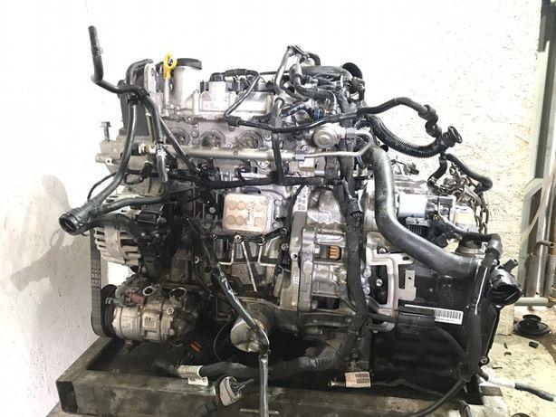 Мотор 1.4 TSI DGX 2019 акпп пробег 5 тис миль двигатель движок шрот