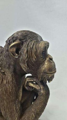 Подарок коллекционный Скульптура шимпанзе
