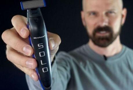 Многофункциональный беспроводной триммер Solo 4249 Micro Touch чёрный Киев - изображение 1