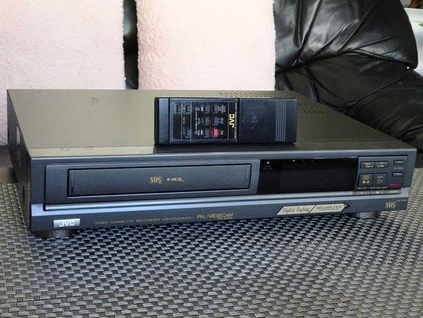 Magnetowid - JVC HR-D542A +Pilot - PAL/MESECAM Japan