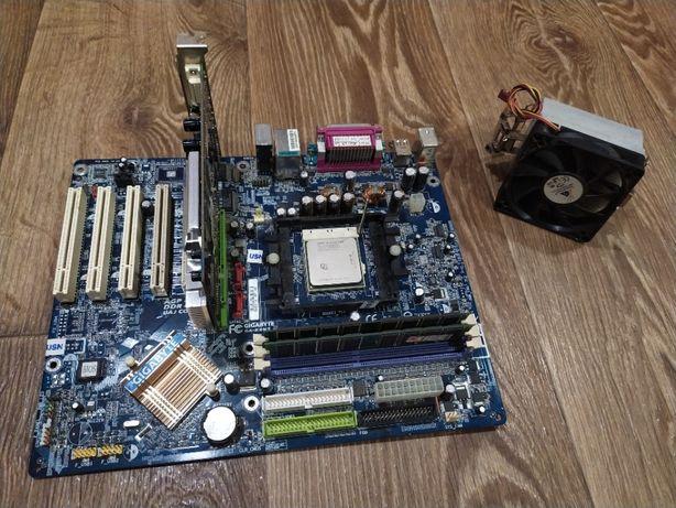 AMD Athlon 64 / AMD GeForce FX 5500 / Gigabyte GA-K8NS
