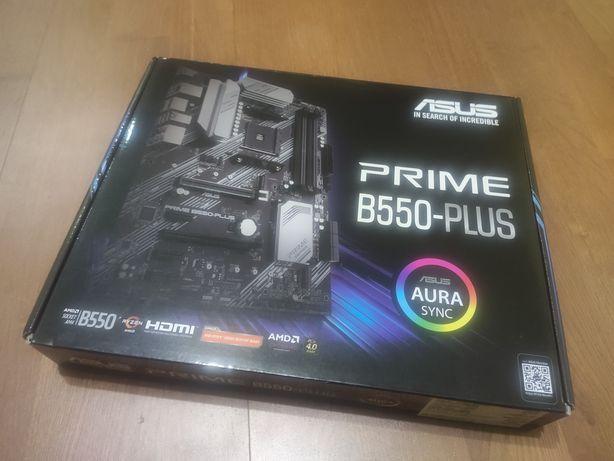 Asus prime b550 plus am4 amd ryzen athlon