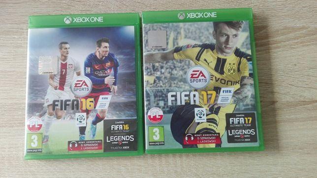 FIFA 16 , FIFA 17 , FIFA 18 Xbox One