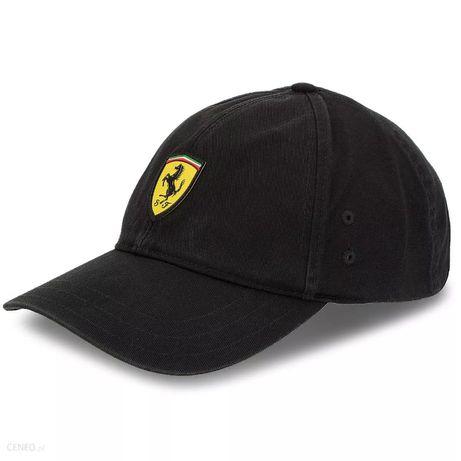 PUMA FERRARI czapka z daszkiem bejsbolówka * SF Fanwear BBCap 021774